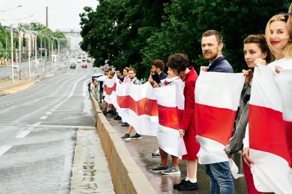Riigikogu koguneb erakorralisele istungjärgule! Riigikogu koguneb avaldama toetust Valgevene kodanikuühiskonnale