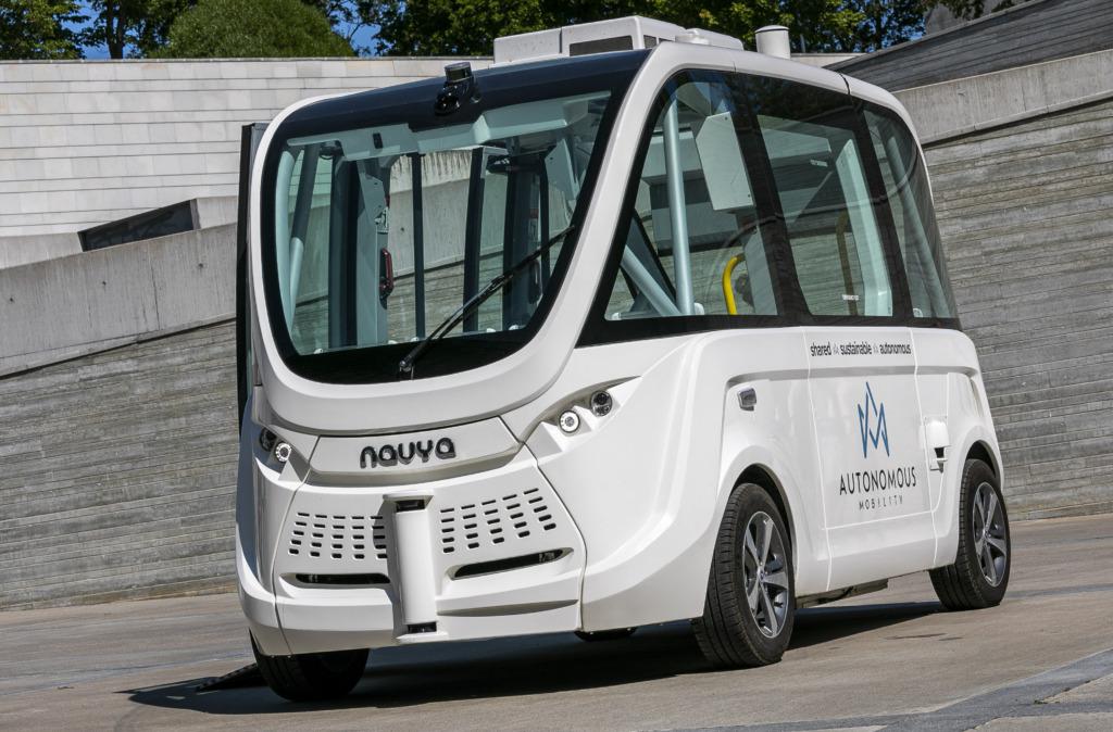 Kadriorg võõrustab tulevikuautosid