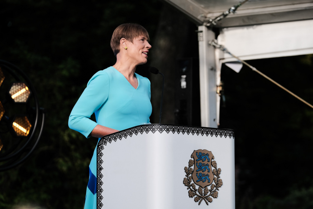 Iseseisev Eesti, President Kersti Kaljulaid (1)