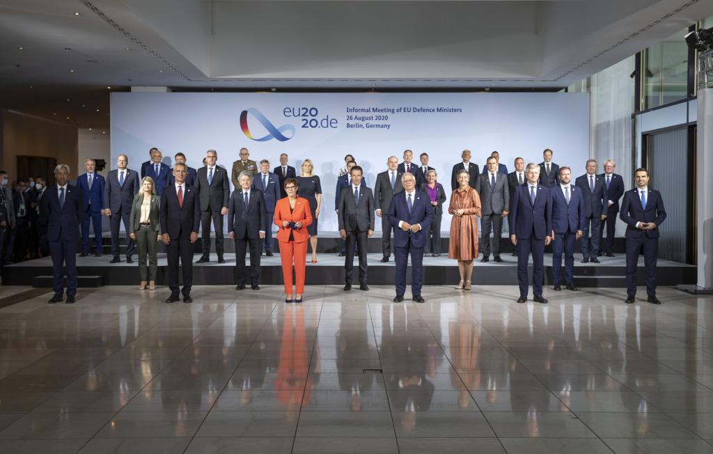Kaitseminister Luik: Euroopa Liit peab näitama oma toetust Valgevene rahvale ja nende demokraatlikele püüdlustele