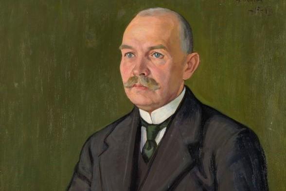 MEENUTUS RAAMATUNÄITUSEGA I Eesti Kirjandusmuuseum meenutab Karl Eduard Sööti