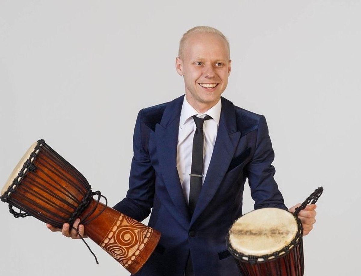 VINGE VIDEO I Vaata trummar Siim Koppeli trummipala Eesti hümnist