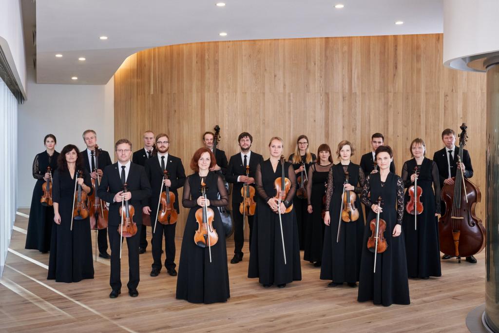 Tallinna Kammerorkester – foto Kaupo Kikkas
