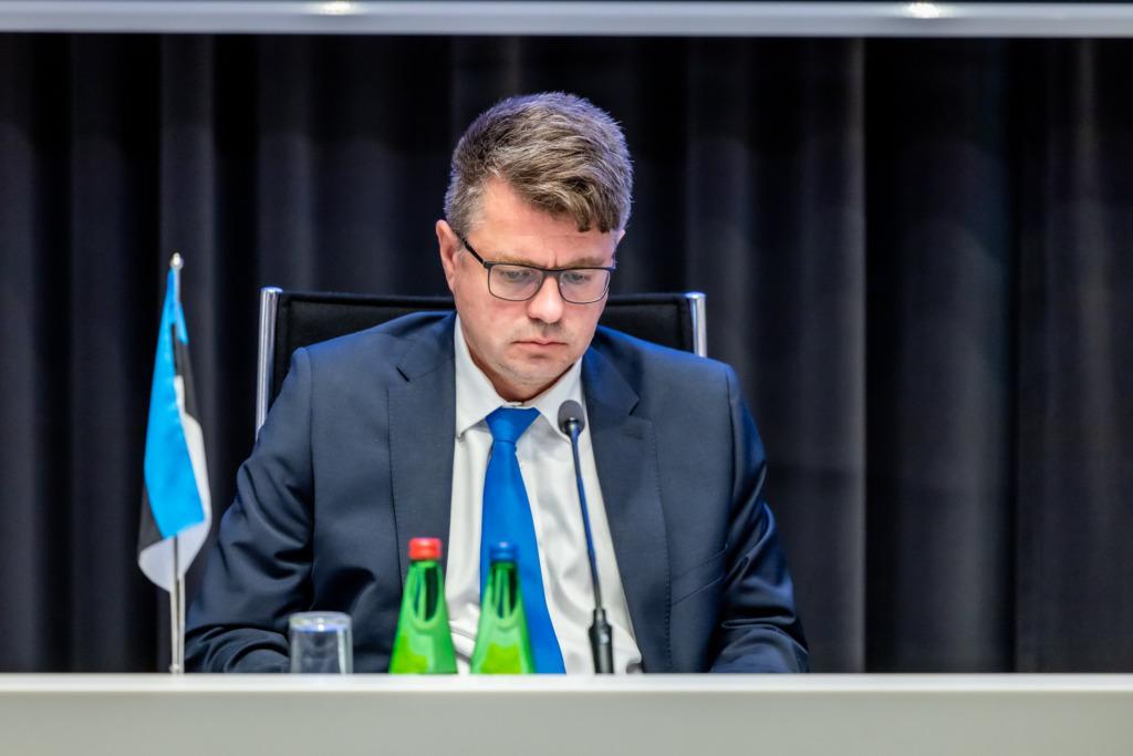 Urmas Reinsalu Foto Erlend Štaub