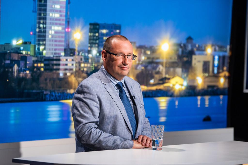 Tuntud arst Arkadi Popov kandideerib Tallinna linnavolikogusse