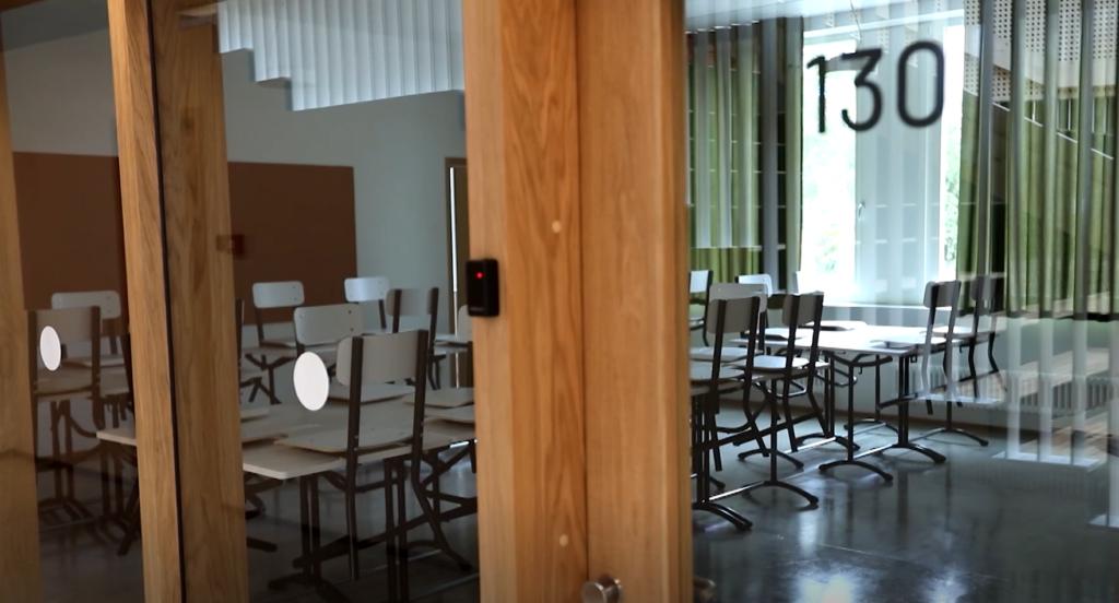 VIDEO I Haapsalus avati pidulikult uus ja uhke koolihoone