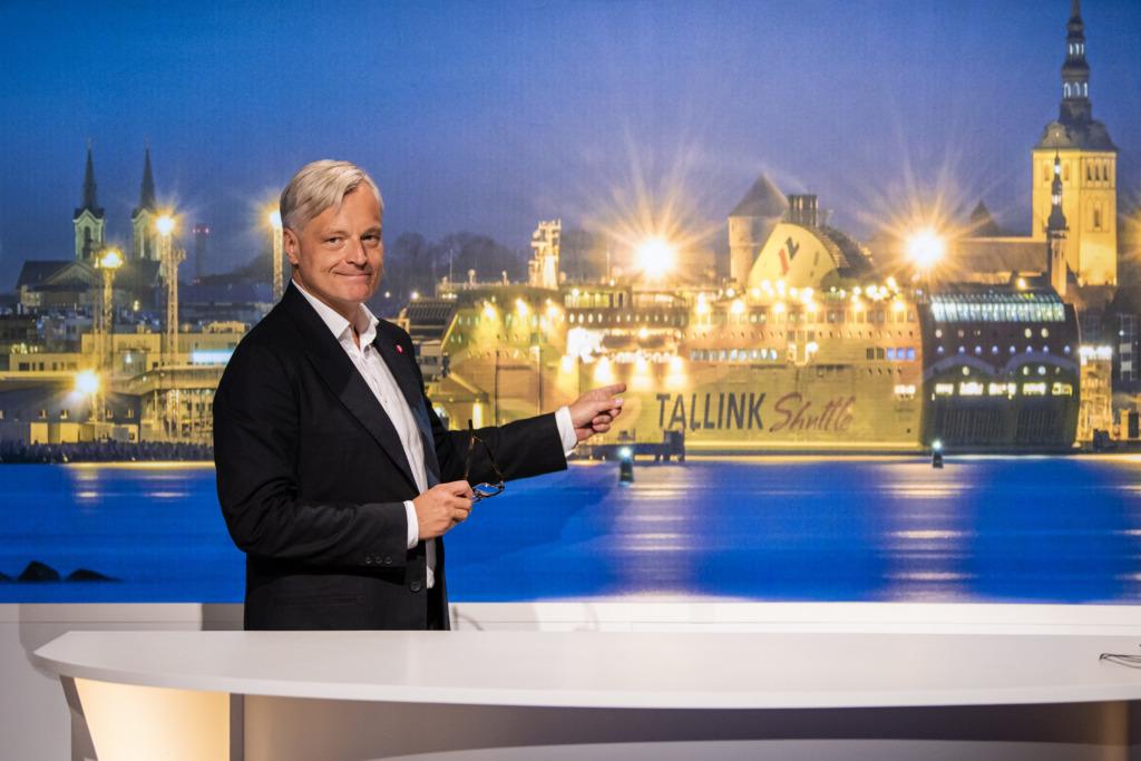 TALLINNA KODANIKUD I Neeme Raua otsesaates suur intervjuu Tallinna linnapea Mihhail Kõlvartiga!