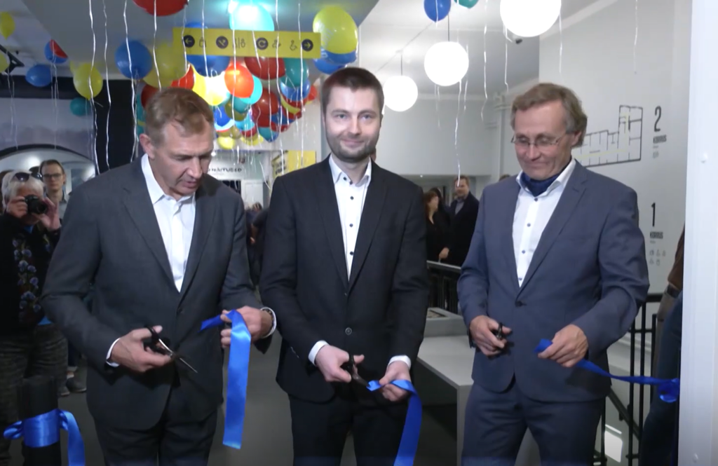 Eesti Spordi- ja Olümpiamuuseum.TV3