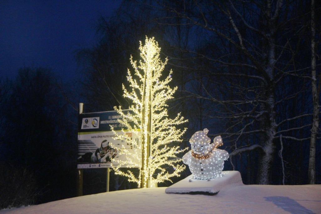 Otepää jõulud Monika Otrokova