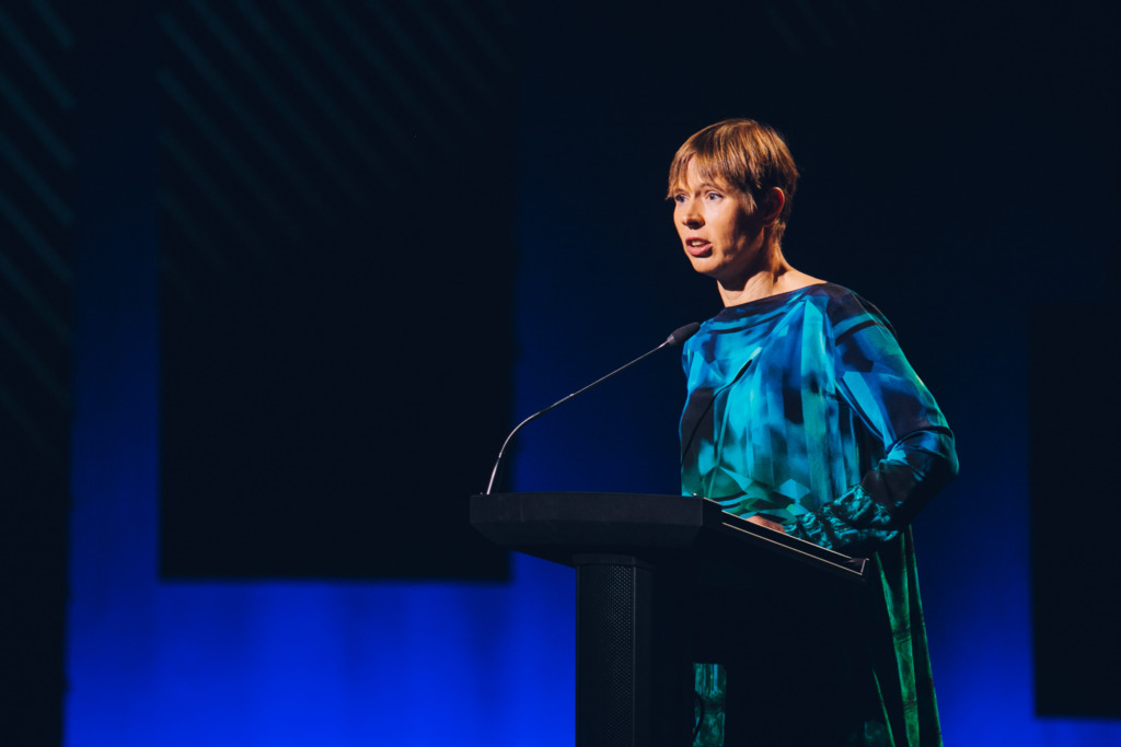 TechDay2020 Kersti Kaljulaid