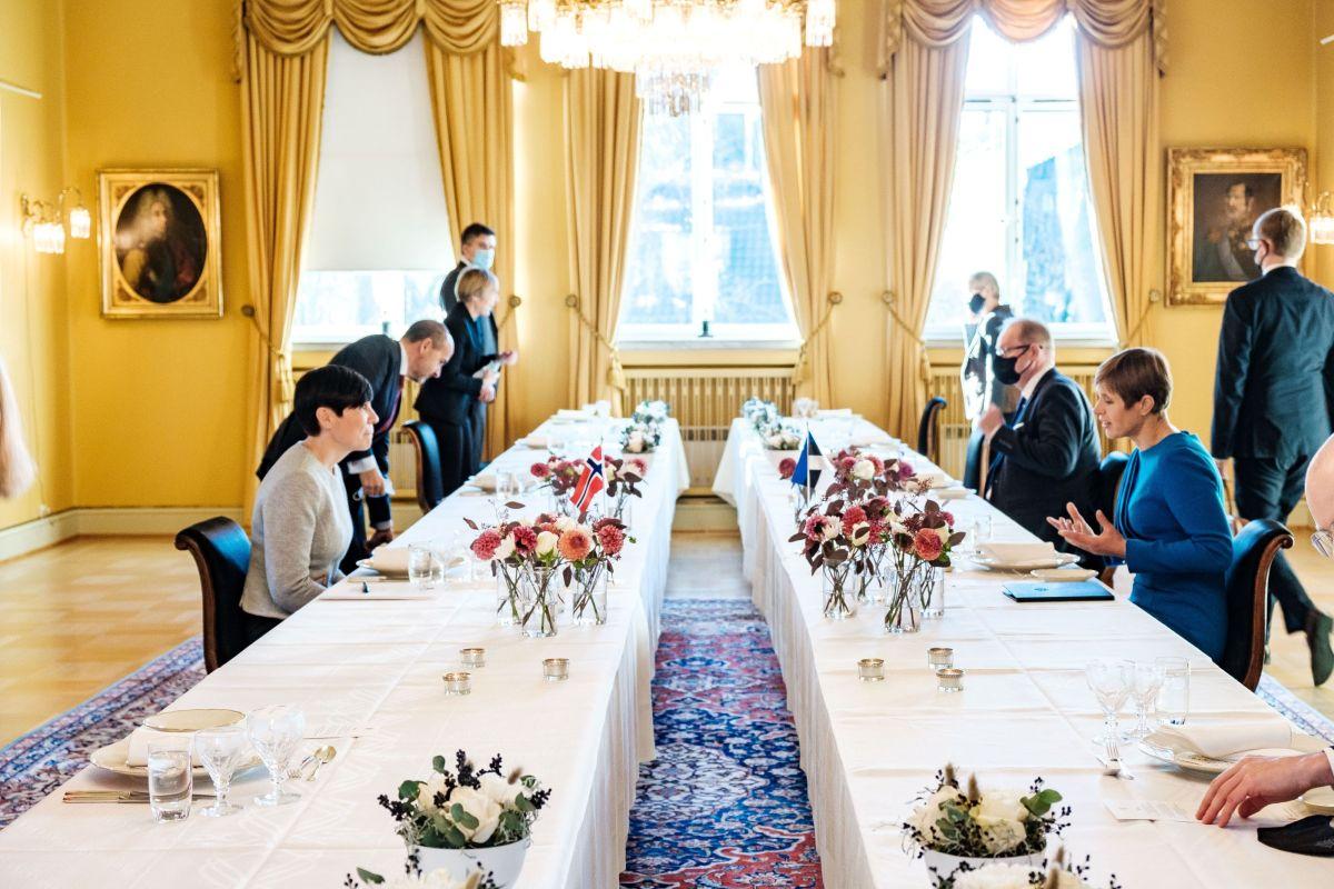 President Kaljulaid Norras: Balti riigid ja Põhjamaad peaksid moodustama ühise digiregiooni