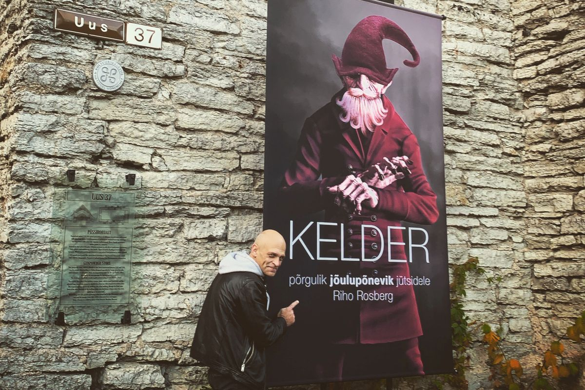 """Kellerteatris esietendub detsembris jõulupõnevik """"Kelder"""""""