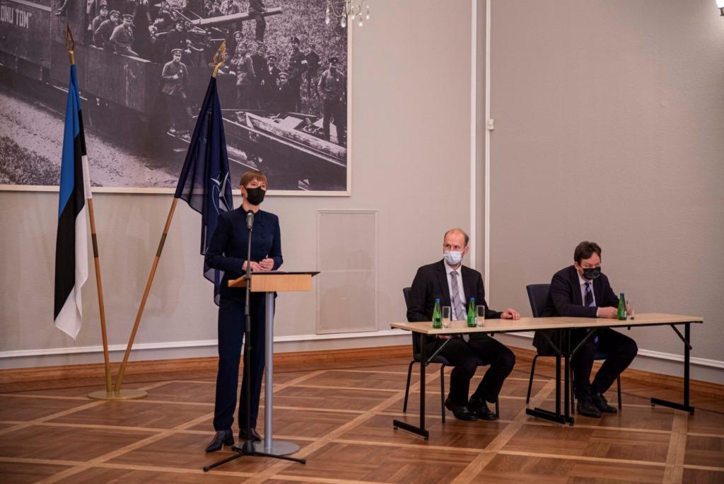 President Kaljulaid: Eesti e-valimised on usaldusväärsed