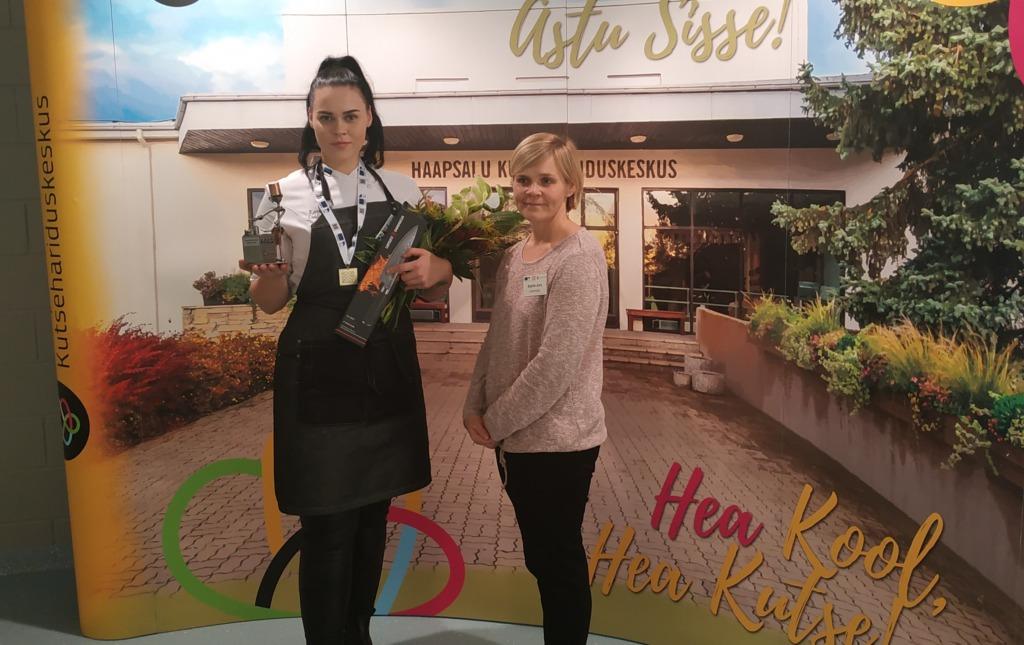 Kokkade kutsemeistrivõistlused võitis Karolina Luidalepp