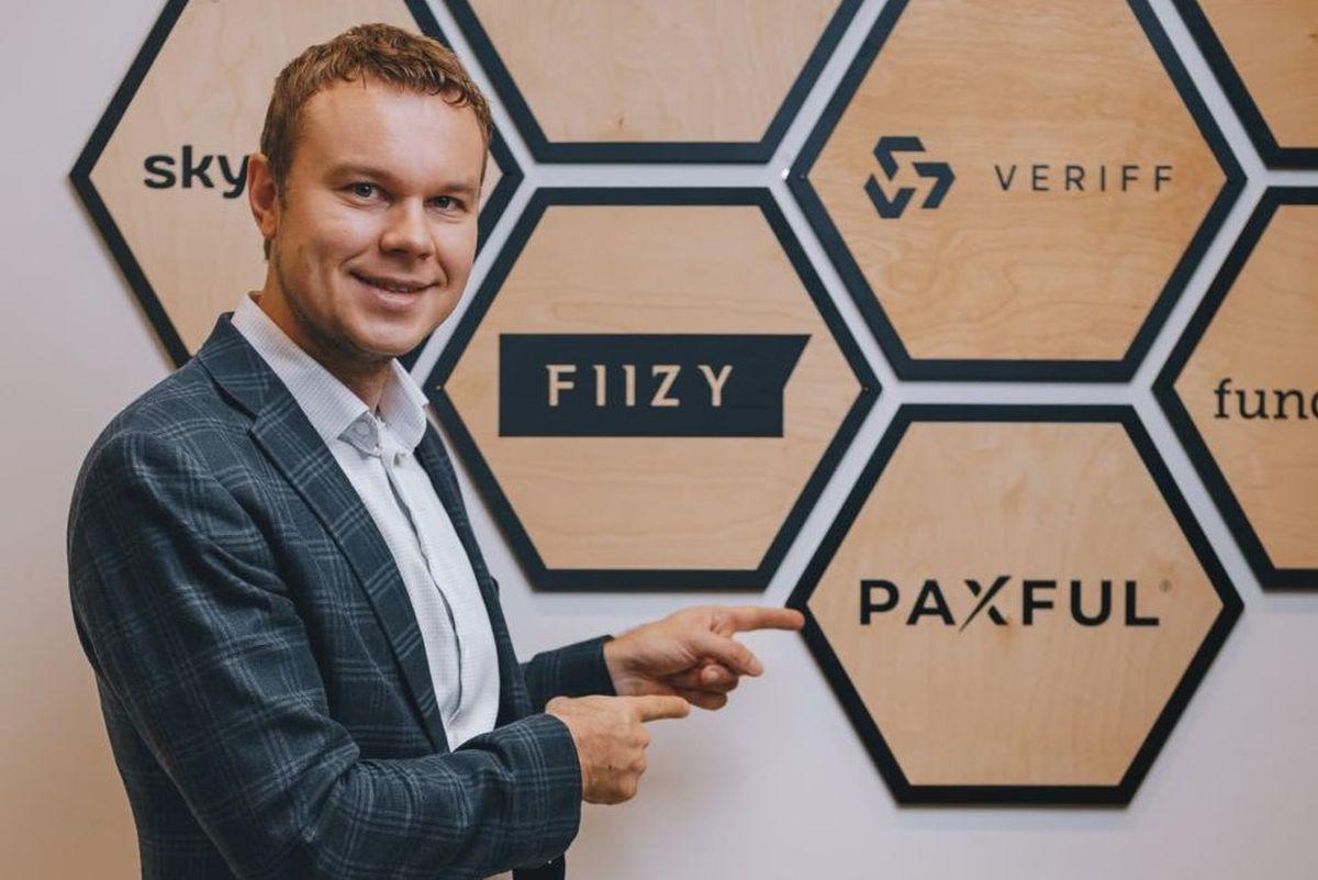 TUNNUSTUS I Eestis tegutsev krüpto-startup Paxful lisati Lift99 Estonian Mafia Wall of Fame seinale