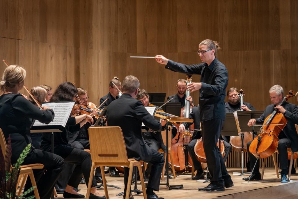 Tallinna Kammerorkester Arvo Pärdi Keskuses