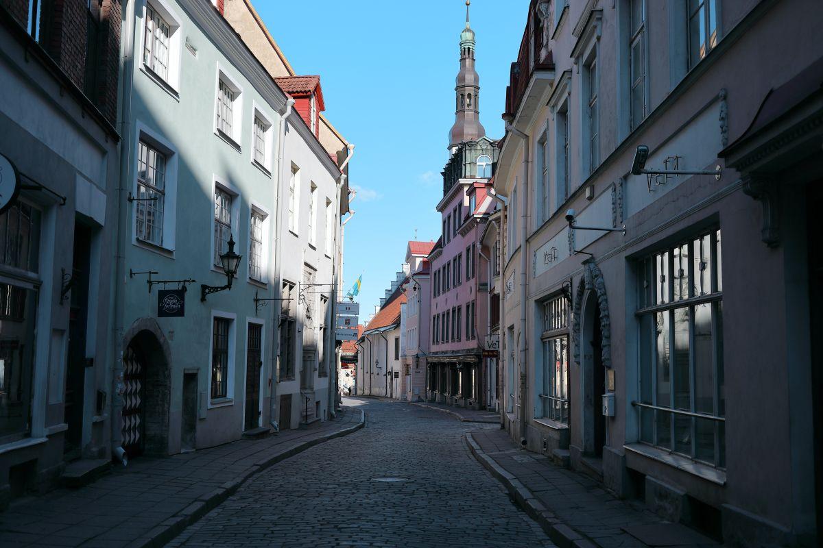 Loodusmatkade sari jätkub geoloogilise jalutuskäiguga Tallinna vanalinnas