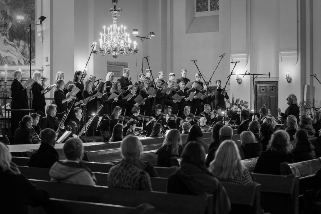 Eesti Filharmoonia Kammerkoor, Tallinna Kammerorkester ja Tõnu Kaljuste