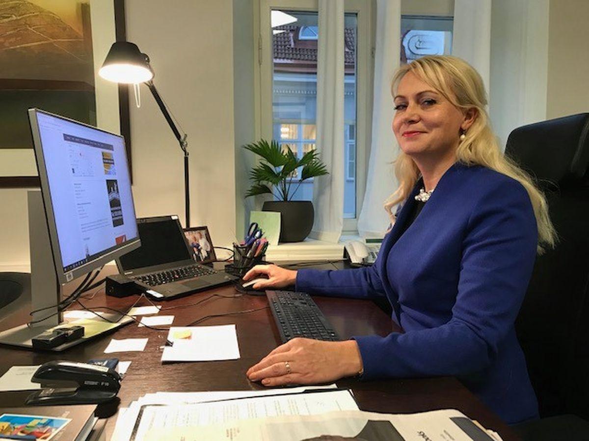 Rahvastikuminister Riina Solman: elatise regulatsioon ei tohi kahjustada lapse heaolu