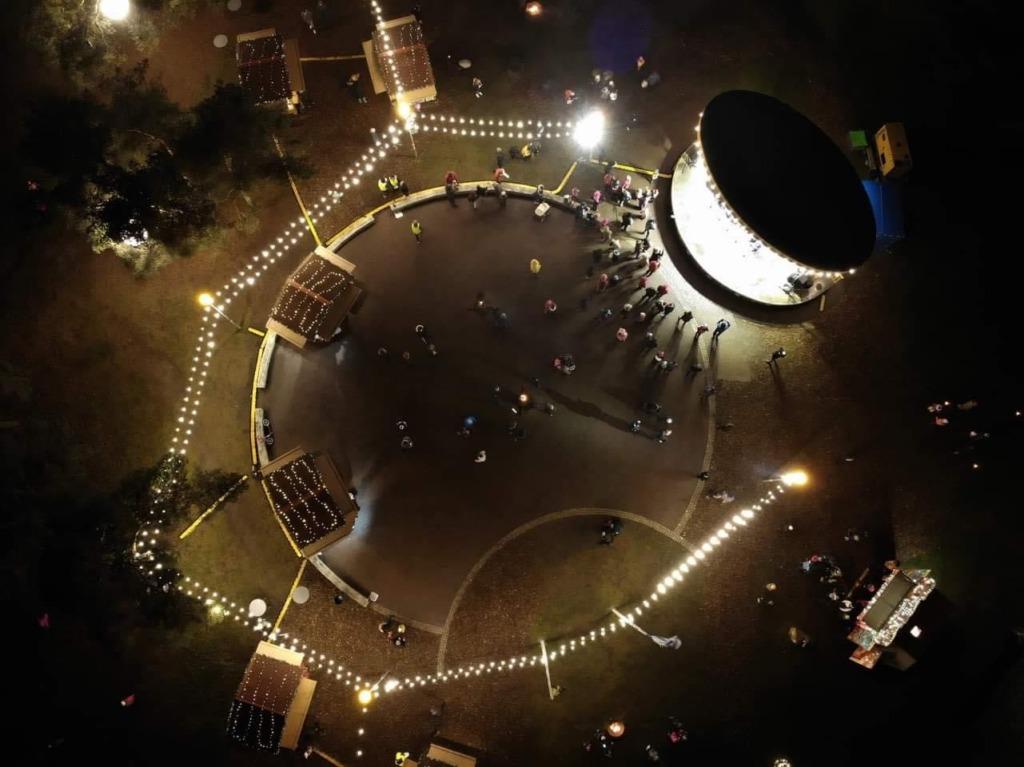Mustamäe Männi pargi jõuluturgu saab külastada pühapäevani