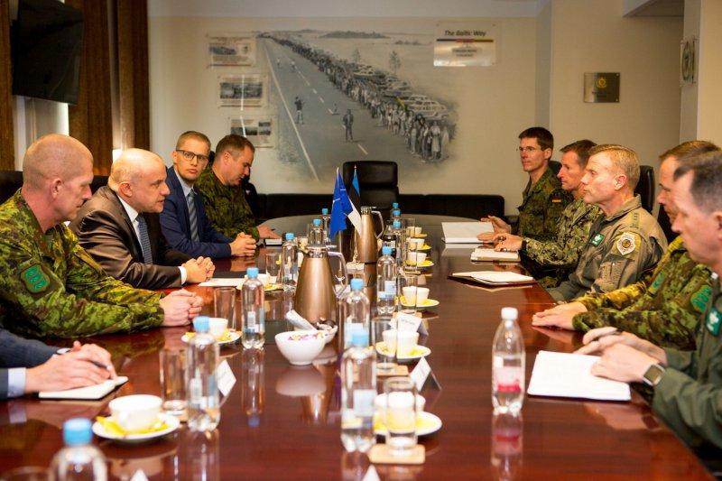 2019. aastal toimunud kohtumine Herem