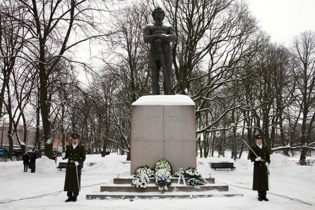 Vabadussõjas võidelnute mälestuspäeval helisevad kirikukellad
