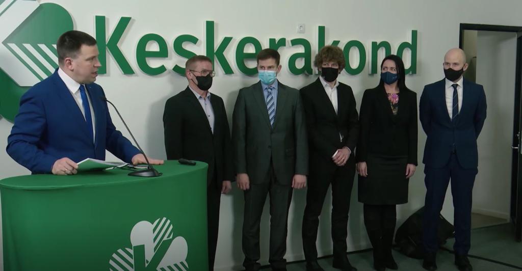 VIDEO I Keskerakonna ministrikandidaatide hulgas on ka mitmeid üllatusi