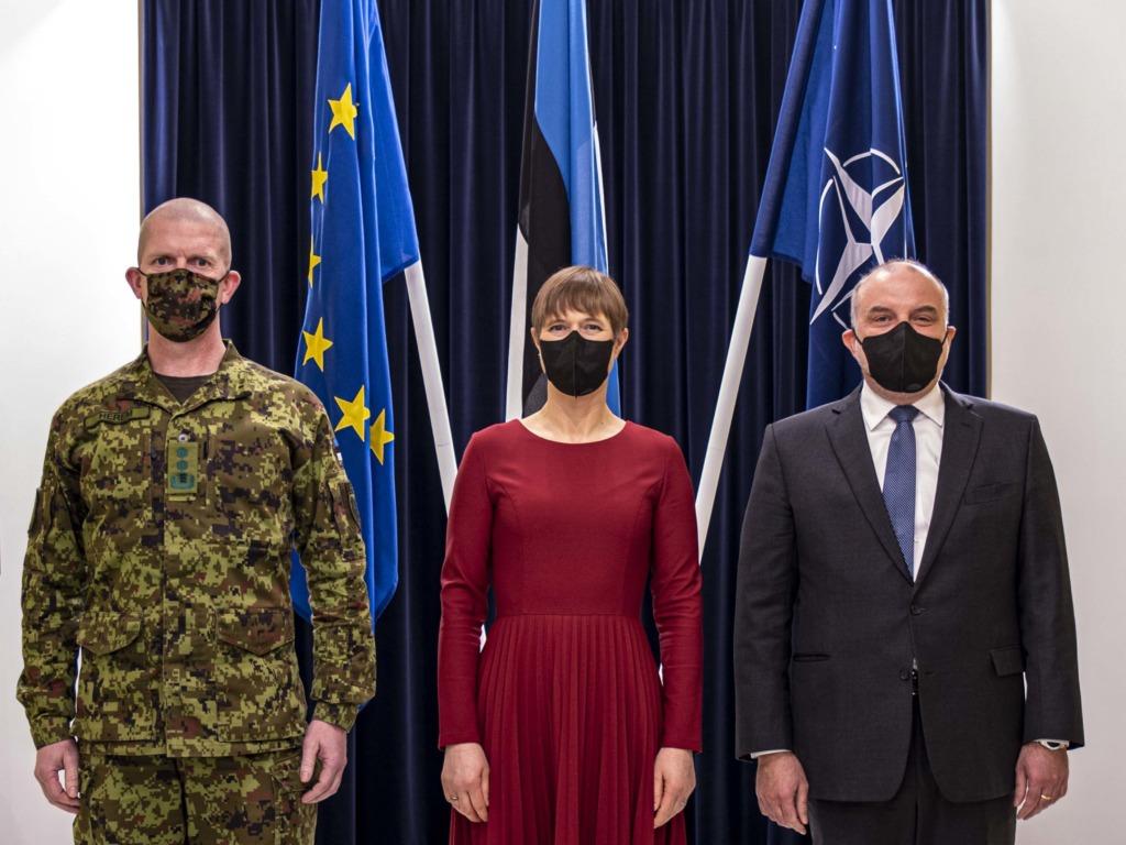 Presidendile tutvustati sõjalise kaitse pikaajalisi arengueesmärke