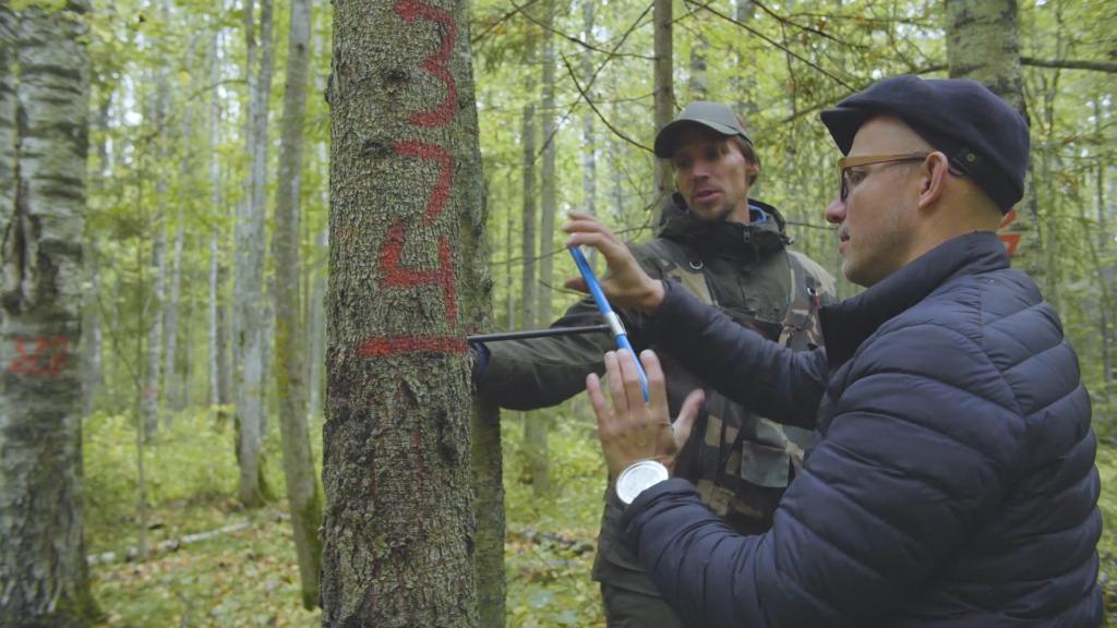 Reigo Ahven-ja-metsataksaator Tauri Arumäe