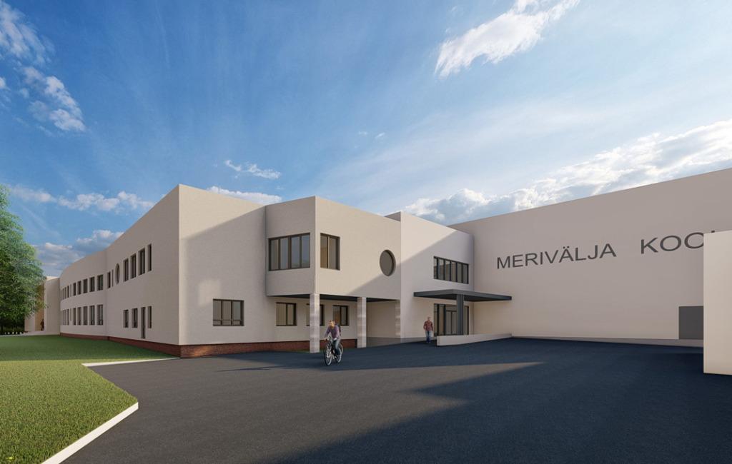Kahe Pirita kooli laiendamiseks otsitakse hankega ehitajat
