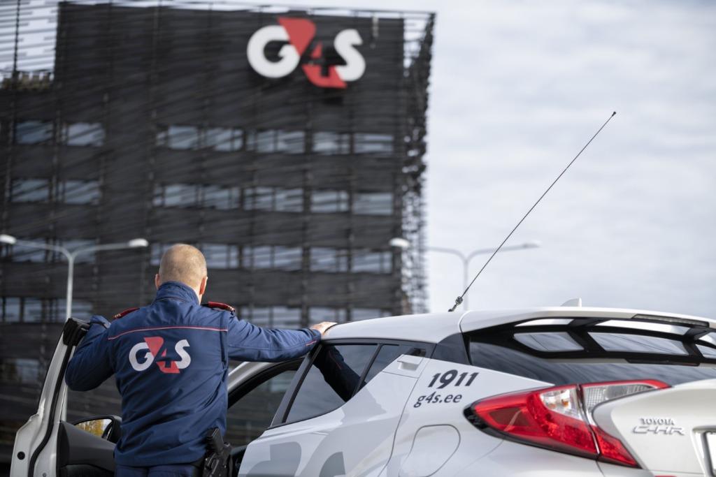G4S-i turvatöötaja päästis Pärnumaal magava mehe, kel kõrbes pliidil toit
