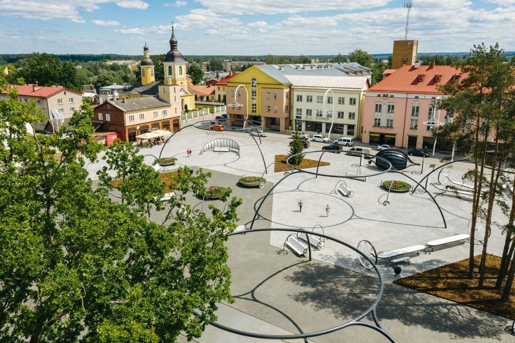 Seitse Eesti arhitektuuriobjekti esitati Euroopa mainekaimale arhitektuuriauhinnale