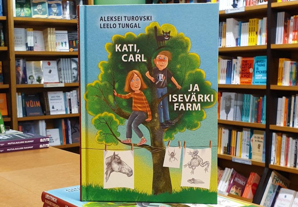 Kati, Carl ja isevärki farm