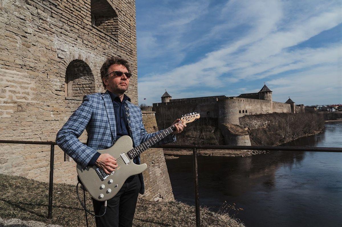 Eesti ja Vene muusikud mängivad täna mõlemal pool piiri Narva jõe kallastel