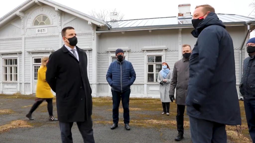 Jüri Ratas.TV3