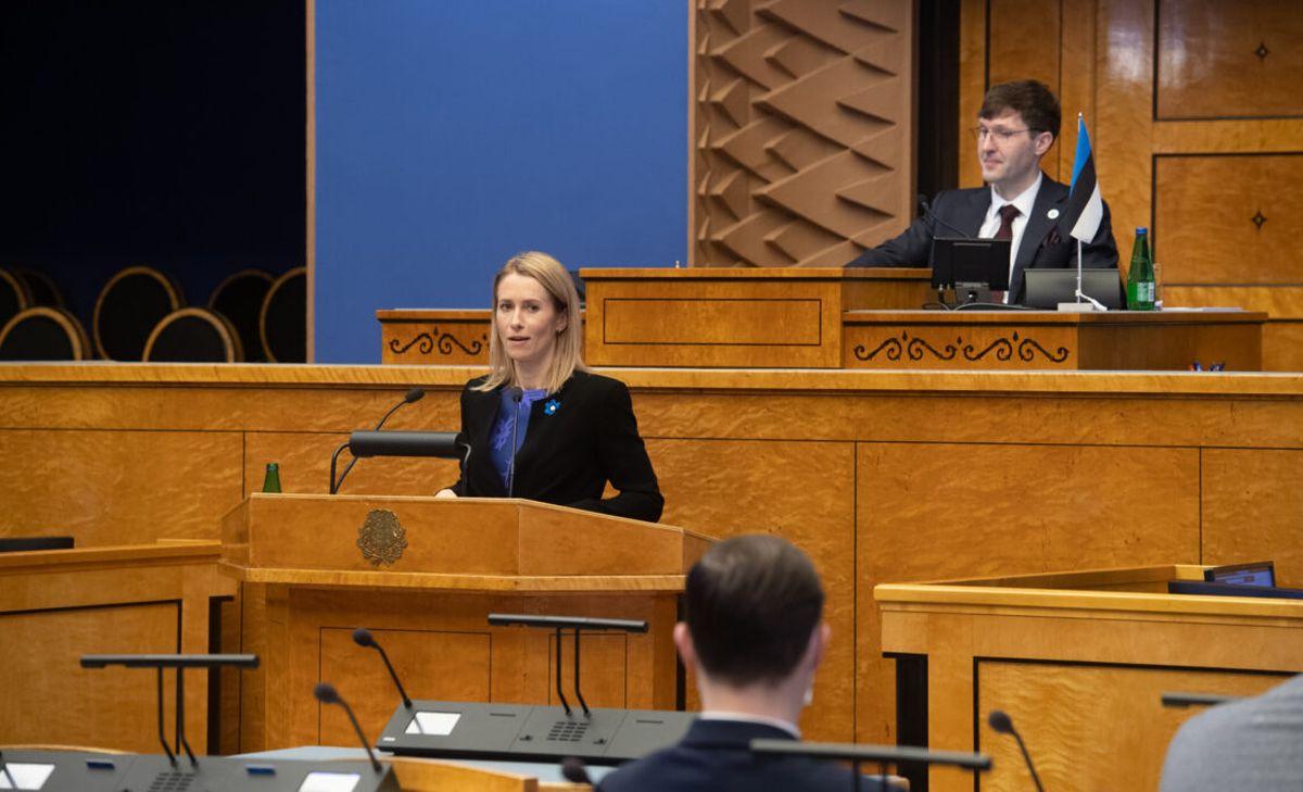 Kaja Kallas-riigikogu