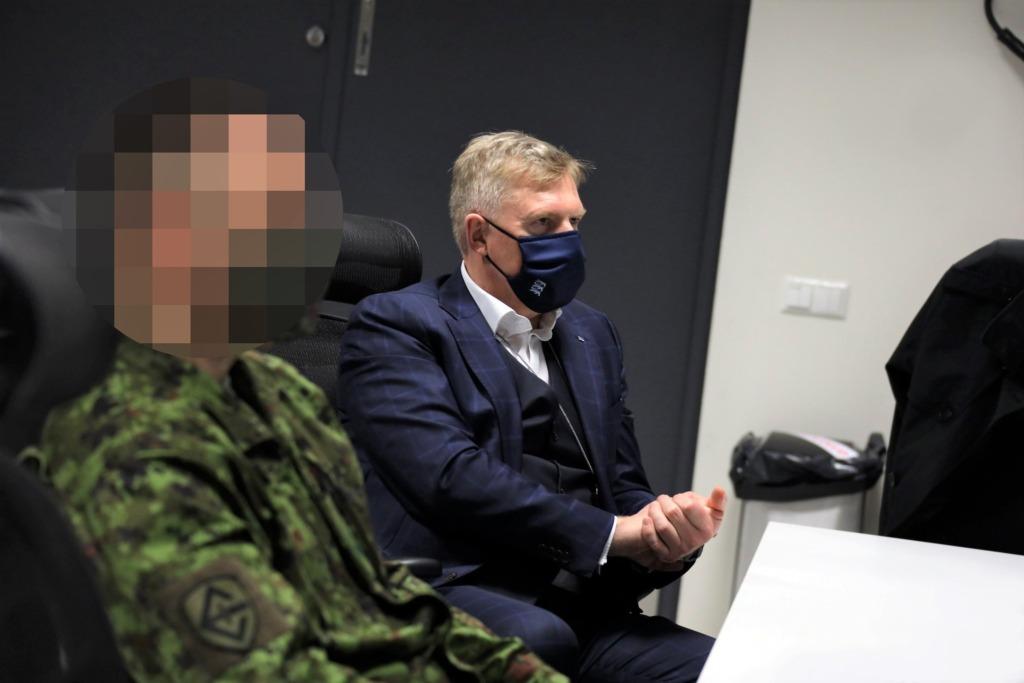 Kaitseminister Laanet: USA erioperatsioonide juhtimiselement Eestis tugevdab kogu Balti regiooni julgeolekut