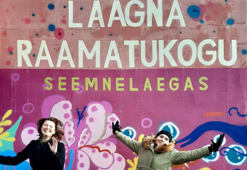 Laagna raamatukogu_allikas Tallinna Keskraamatukogu