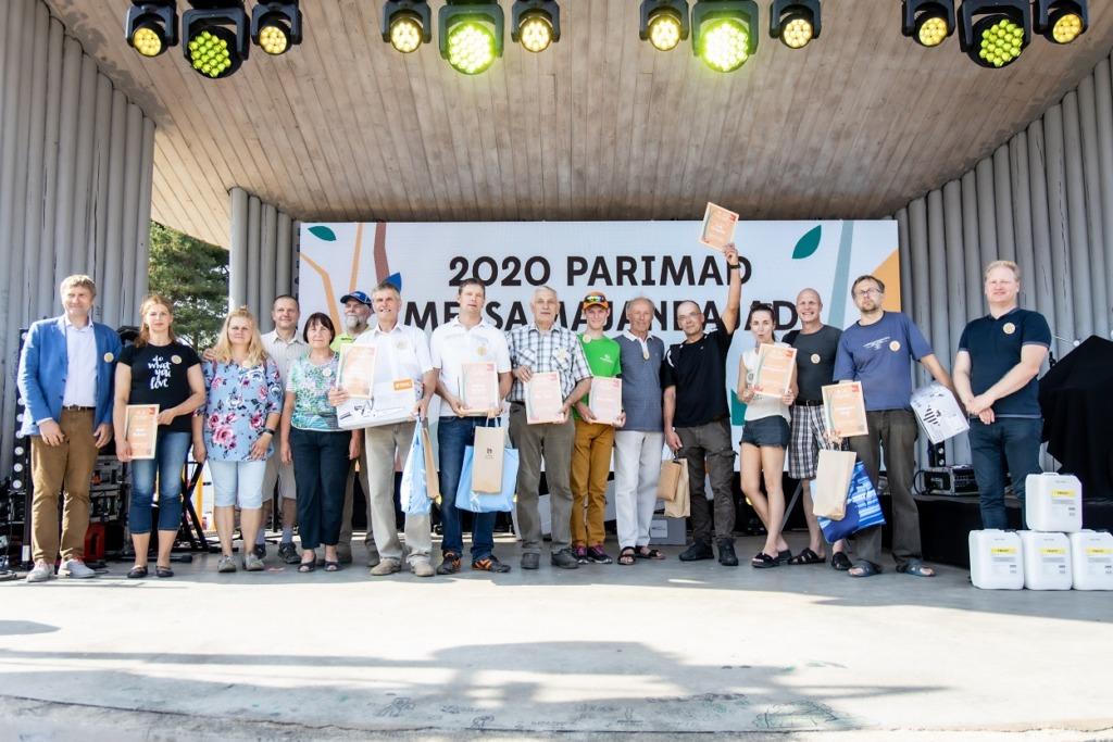 metsamajandajate konkurss 2020