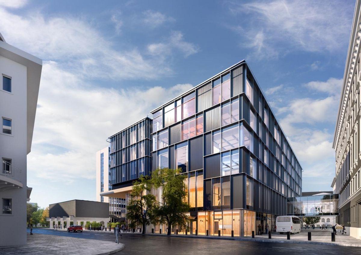 Tallinna linnavalitsus algatas uue telemaja planeeringu