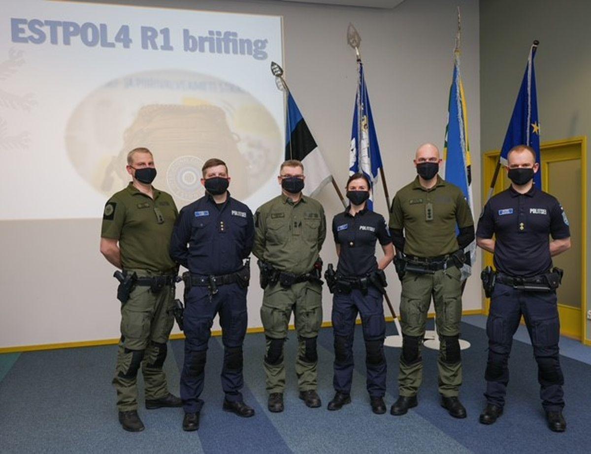Estpol4 esimene meeskond