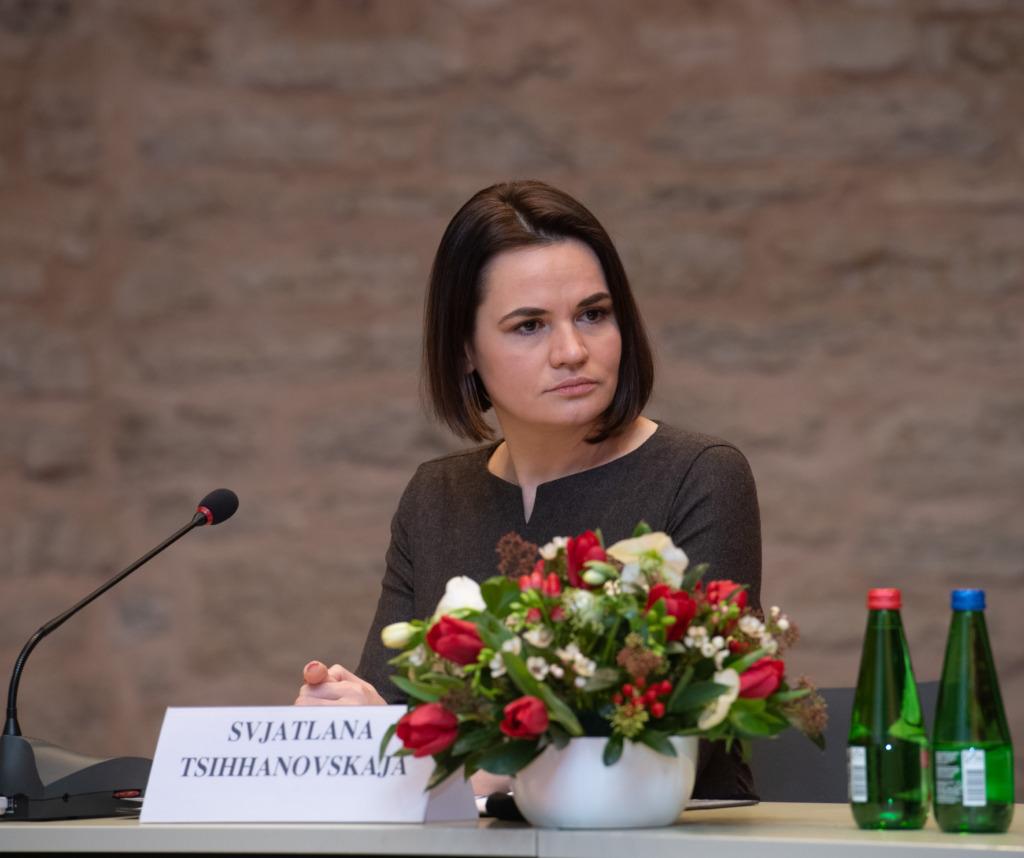 Svjatlana Tsihhanovskaja