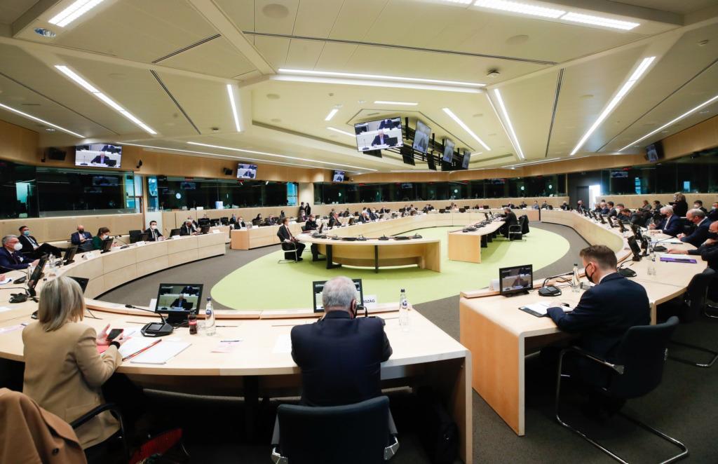 euroopa liidu kaitseministrid