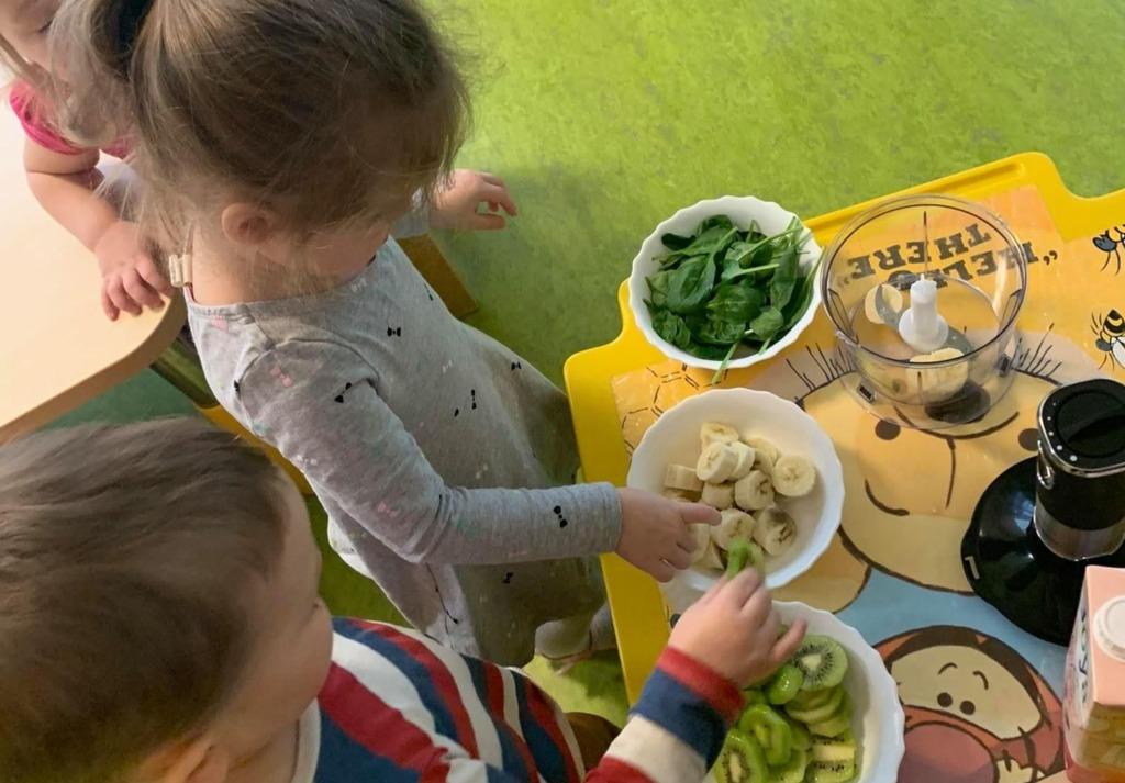 Tartu lasteaiad ennetavad toidu raiskamist