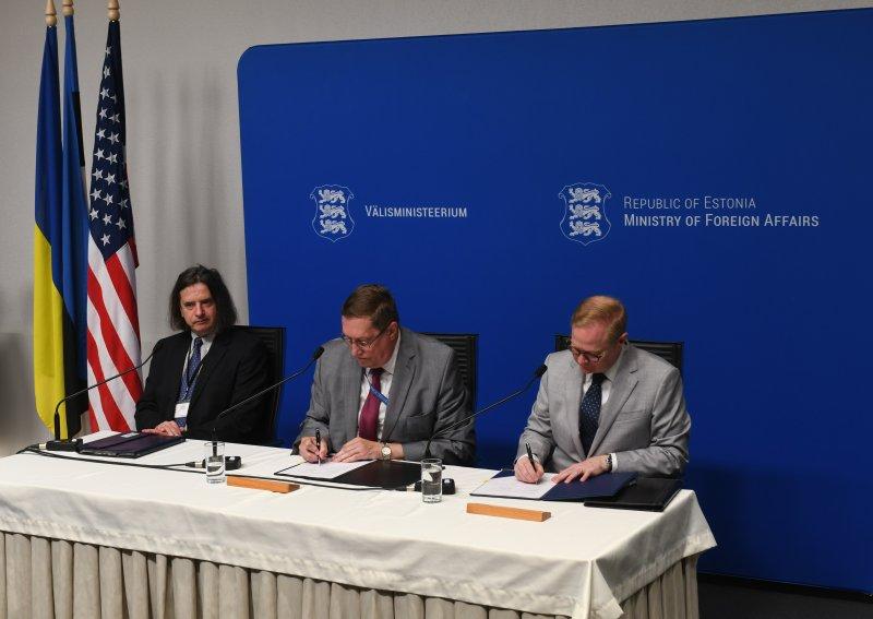 Eesti ja USA allkirjastasid arengukoostöö vastastikuse mõistmise memorandumi