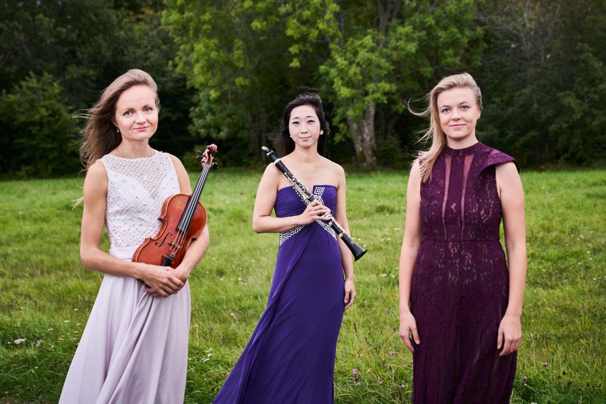 """Sarja """"Valgete ööde klassika"""" avab trio Ensemble Auftakt"""
