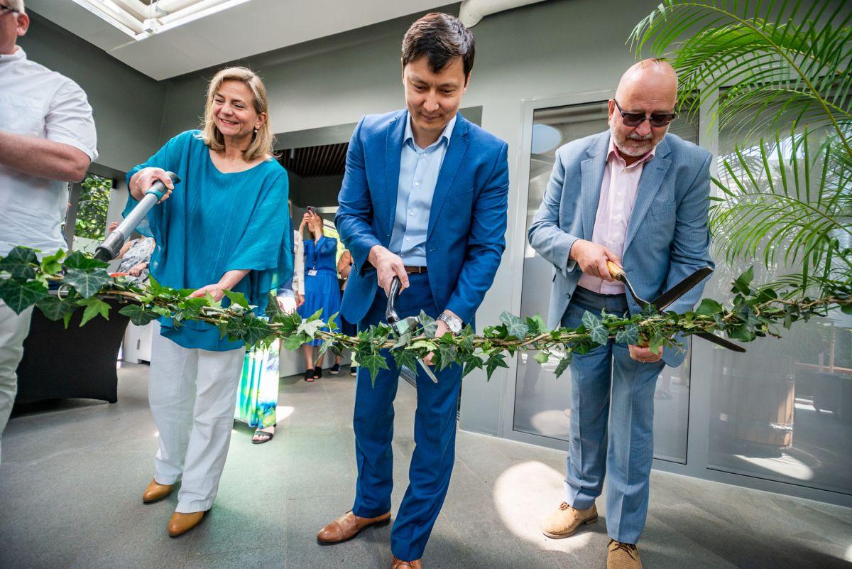 Botaanikaaed avas pidulikult uuenenud Palmimaja