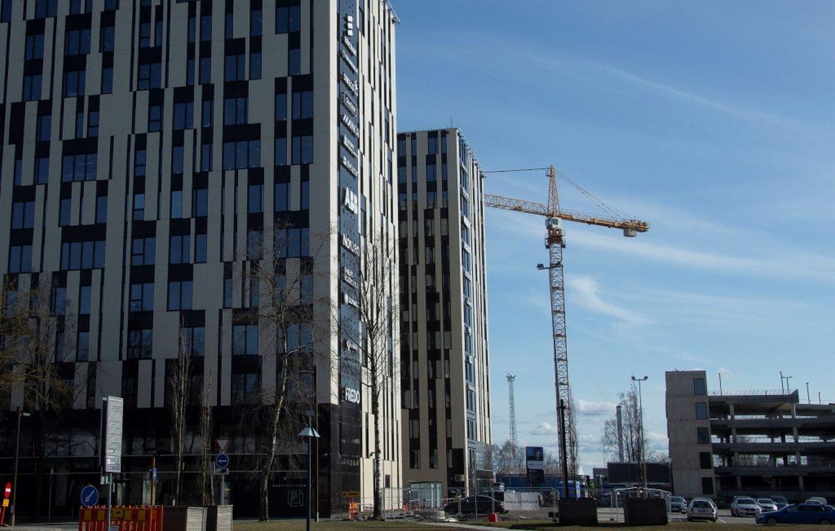 Tallinn ehitus