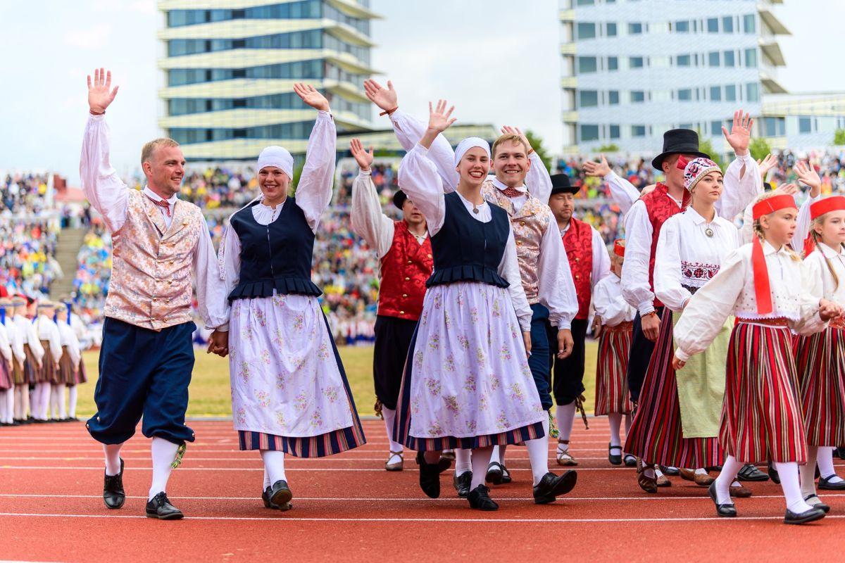 Tallinna tantsupidu