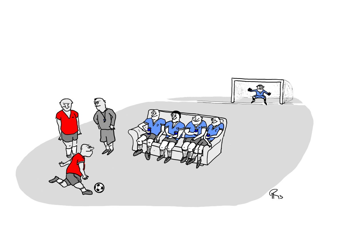 Tugitooli jalgpall SHP